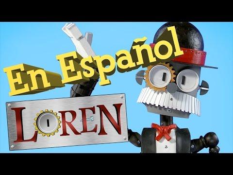 Loren The Robot Butler: Teach Me How To Dougie! (En Español)