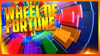Wheel Of Fortune!  with Joel and Sidearms!  (Hard Difficulty!)