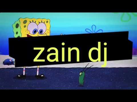 SpongeBob Fun Song zain Remix