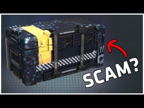 We were scammed - Warpaint 2021 Case Opening |