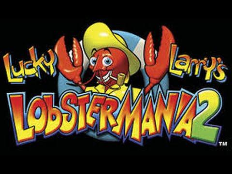 Lucky Larry's LobsterMania 2 - IGT Bonus Win - YouTube