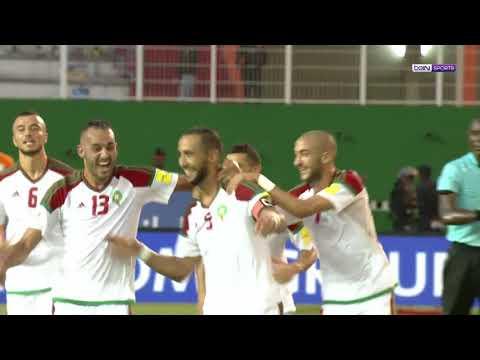 Côte d'Ivoire vs Maroc 0 - 2