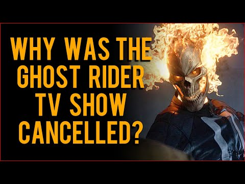 Why Was The Ghost Rider TV Series Cancelled?