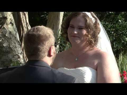 Mr. & Mrs. Fillion Wedding Highlights - Rock City Sebastian Florida