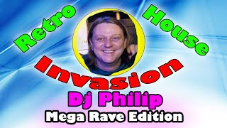 Dj Philip From Club illusion Lier Mix Mega Rave Edition