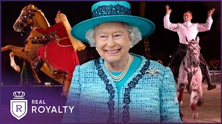 The Diamond Jubilee Of Queen Elizabeth Ii | All The Queen's Horses | Real Royalty