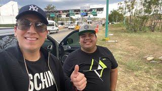 NUESTRO PRIMER VIAJE JUNTOS-EL CHIQUETE Y EL GORDO ARCE