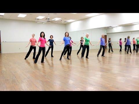 Sucker - Line Dance (Dance & Teach In English & 中文)
