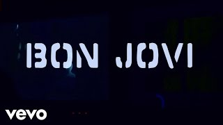 Bon Jovi Because We Can Behind The Video