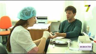 Жители Суворовского района Одессы могут сдать бесплатный анализ на ВИЧ