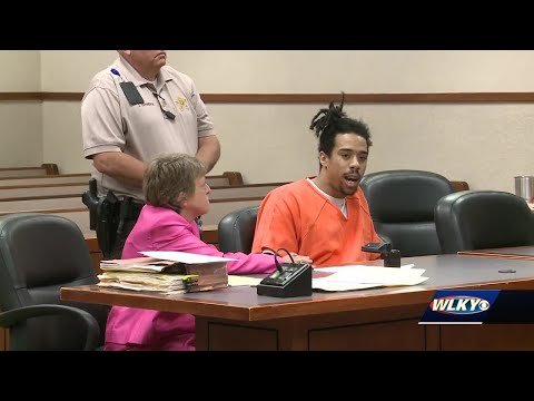 Man convicted in infant's death receives more prison time after outburst in court