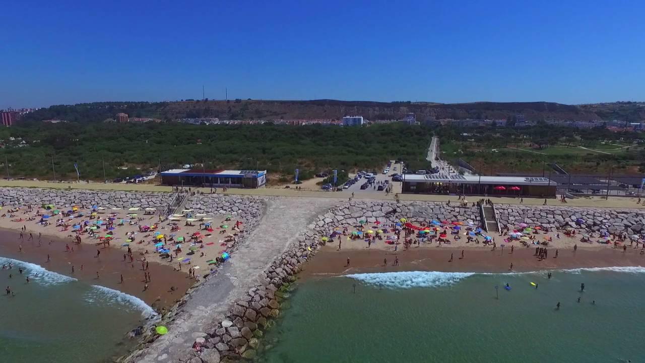 e4e1d89d1d Lisboa Portugal - Costa de Caparica - Setubal - Drone Phantom 3 - YouTube