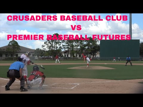 Crusaders Baseball CLUB vs Premier Baseball Futures at WWBA Underclass World Championship