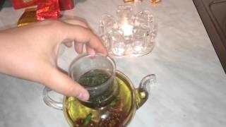 Испытание китайского стекла Чаепитие с китайским чайником обзор, мнение