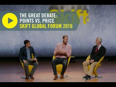 Loyalty Vs. Price Debate at Skift Global Forum 2016