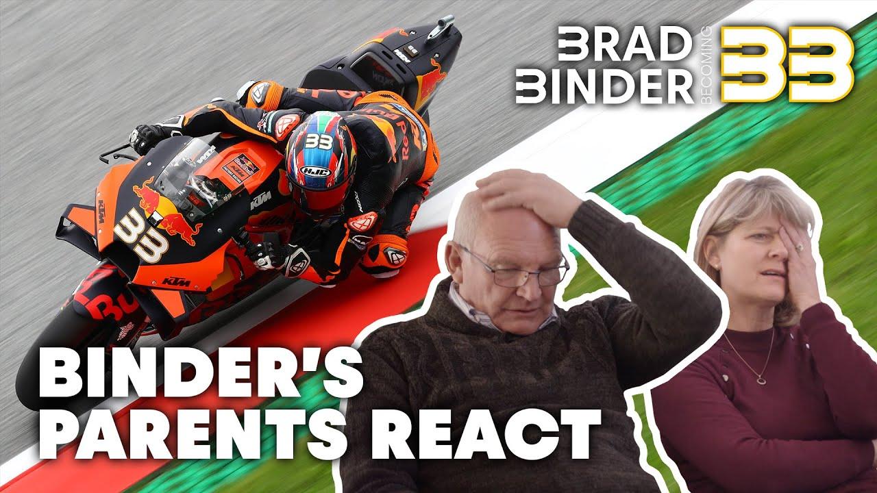 Brad Binder Biography Age Girlfriend Career Salary Net Worth Wiki Sa