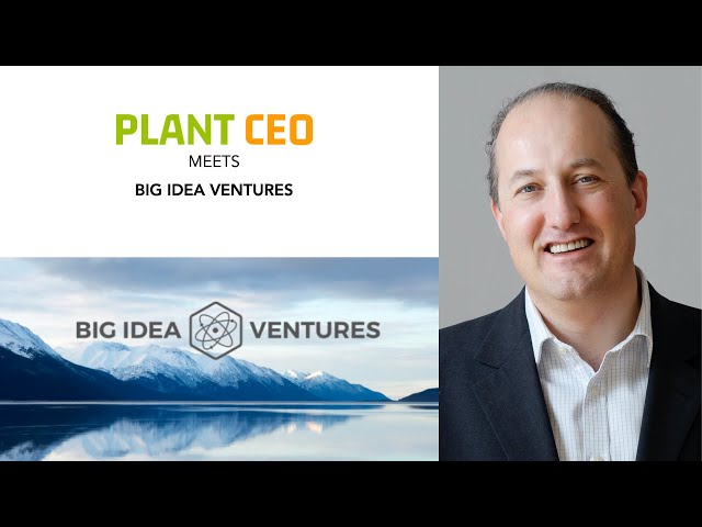 PLANT CEO #8 - From P&G Fragrances & Cosmetics to Plant Based VC & Accelerator: Andrew D. Ive