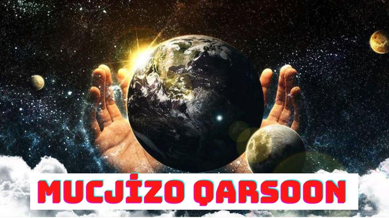 Download MUCJİZO QARSOON OO LAYAAB LEH QURAANKA KARİİMKA