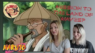 Download MISSION TO THE LAND OF WAVES? || RUSSIAN MOM MEETS TAZUNA || Naruto Episode 6 Reaction