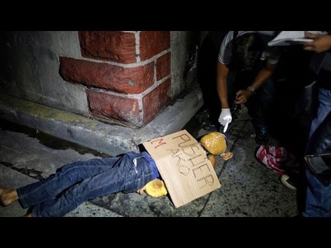 Drug War Fueling Massacre In Philippines