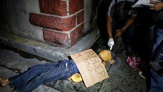 Drug War Fueling Massacre In Philippines