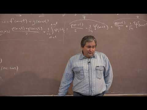 Горицкий А. Ю. - Уравнения математической физики - Задача Коши для полуограниченной струны