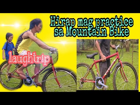 Beginners of mountain bike | Laughtrip | Mountain Bike Rider