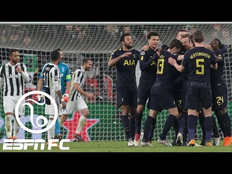 Tottenham has the Champions League advantage after 2-2 draw at Juventus | ESPN FC