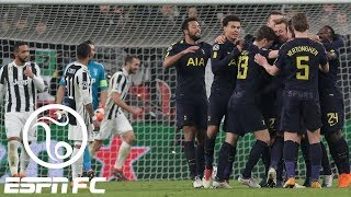 Tottenham has the Champions League advantage after 2-2 draw at Juventus | ESPN FC