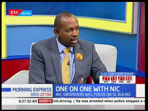 ONE ON ONE WITH NIC: UK high commissioner on October polls