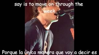 Blink 182-I´m sorry Lyrics y Subtitulos