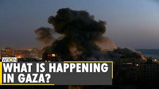 Israel-Palestine clashes | Gaza Violence | Hamas Rocket Attacks | World News | English News | WION