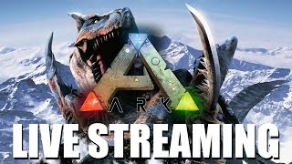 ARK SURVIVAL EVOLVED LIVE STRAEMING INDONESIA!