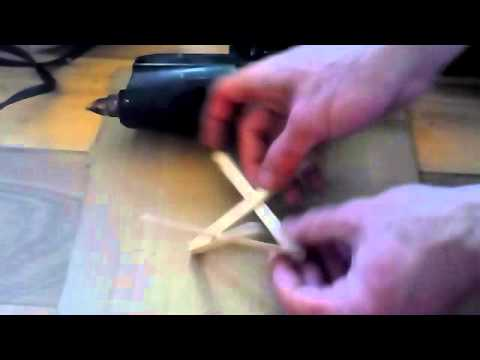 Math for Kids - Star Tetrahedron Construction