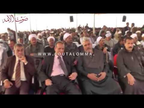 محافظ سوهاج يشهد حفل زفاف جماعي بـ«جهينة»