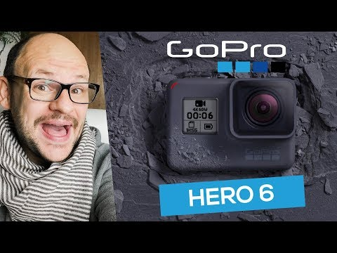 GoPro Hero 6 - Preview e Especificações - Falando de Foto News com Willian Lima