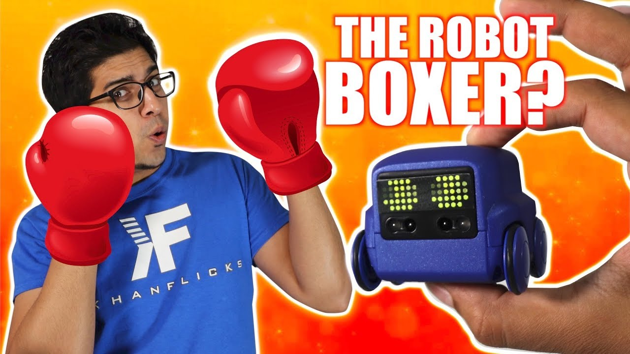 """Un""""Boxing"""" the Robot BOXER   Unboxing & Review"""