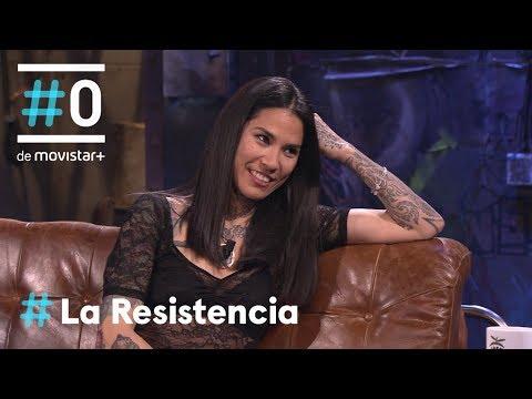 LA RESISTENCIA - Entrevista a Mi hoa Lee | #LaResistencia 04.04.2018