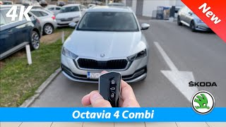 Škoda Octavia 4 Combi Style 2020 - FIRST In-depth review in 4K | Interior - Exterior - Infotainment