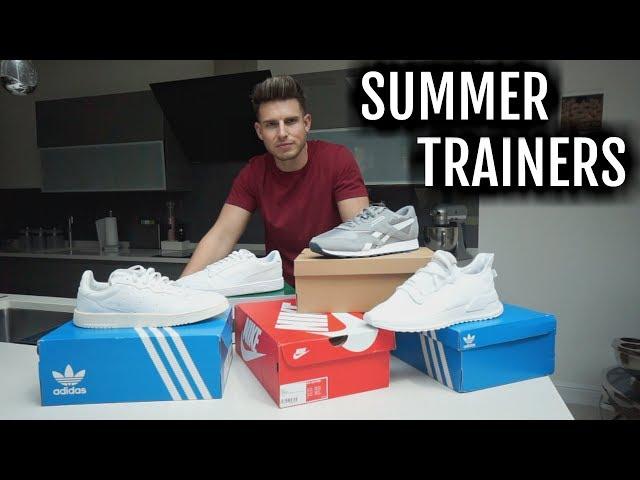 adidas summer trainers
