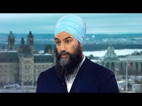 Jagmeet Singh: 'Dog-whistle politics' have to be called out