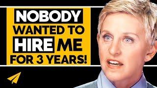 Ellen DeGeneres's Top 10 Rules For Success (@TheEllenShow)