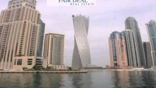 1 B/R Apt.For Sale,Cayan Tower In Dubai Marina,World Tallest Twisted Bldg.
