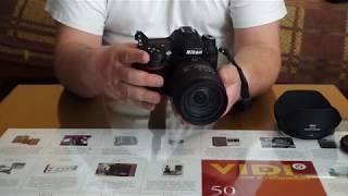 Unboxing Nikkor lens 16 - 80mm f2 8 4E ED VR