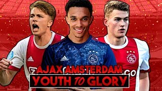FIFA 19: NUR MIT JUGENDSPIELERN zum INTERNATIONALEN ERFOLG!!🔥🔥 Ajax Youth to Glory