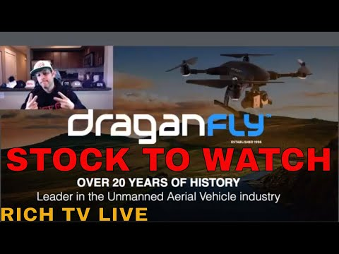STOCK TO WATCH 2020: DRAGANFLY INC.