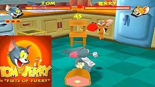 Tom And Jerry In Fists Of Furry #1 (Games)