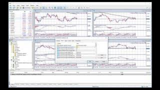 COSMOS4U AdMACD Expert Advisor Metatrader 5 Backtesting and Configuration Utility