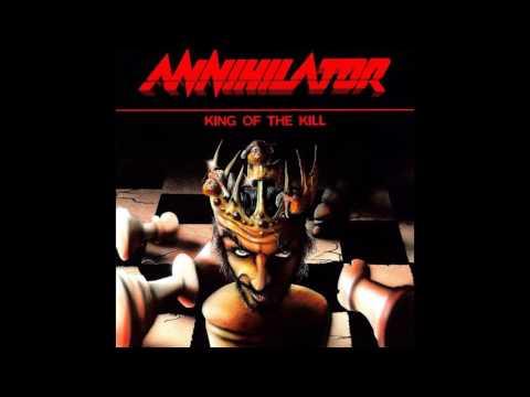 Annihilator  King Of The Kill FULL ALBUM HD