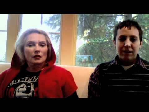 debbie harry and barb morrison interview